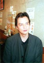 俳優の加納竜さんが来店されました。