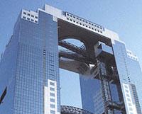 大阪の観光名所、空中庭園