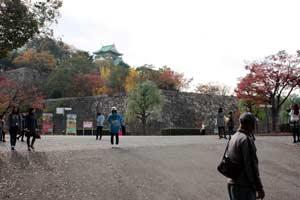 大阪城公園-6