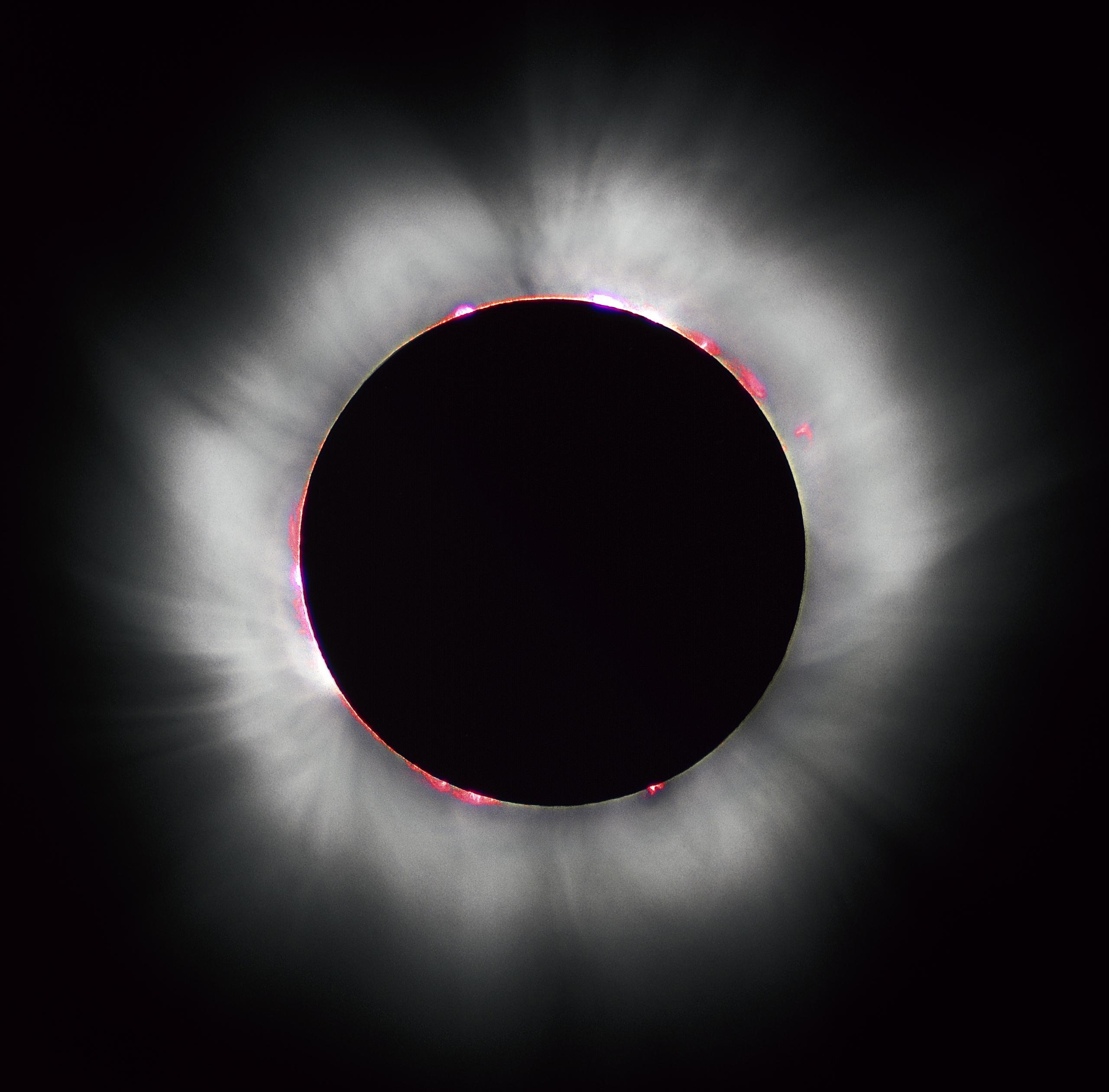 太陽のコロナ