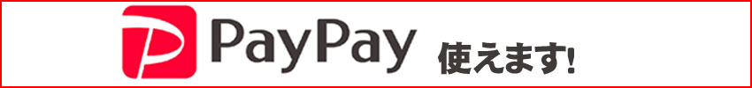 paypayペイペイ電子決済使えます